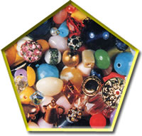 artists, bead stores and crafters, flea market