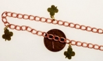 Steel Charm Chain<br>100 Feet For